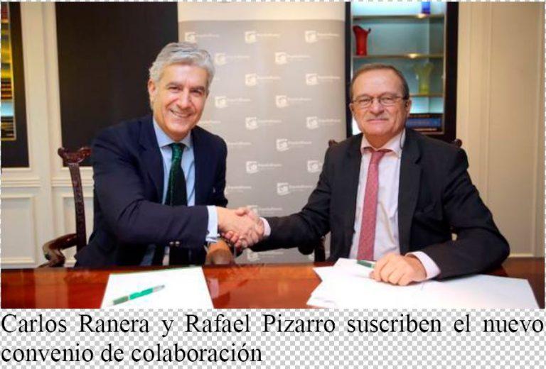 SAECA y EspañaDuero optimizan su colaboración con la firma de un nuevo convenio de apoyo al sector agrario