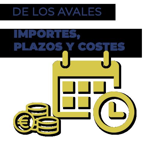 Importe Plazos y Costes Avales SAECA